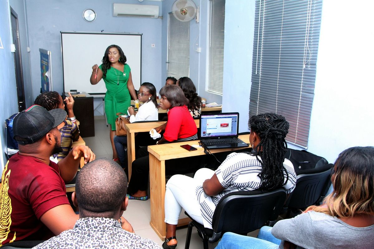 Learning Interior Design simplinteriors school of interior design in lagos nigeria