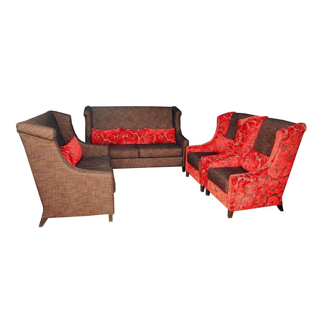 Buy red brown sofa lagos nigeria
