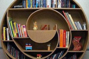 Buy circular bookshelf in Lagos Nigeria