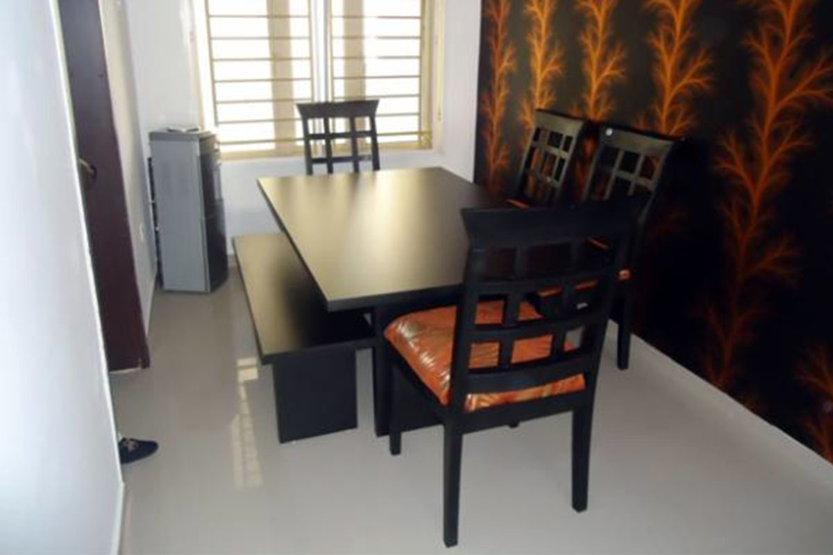 Dining Table Set With Bench And Chairs Living Room Chairs In Lagos