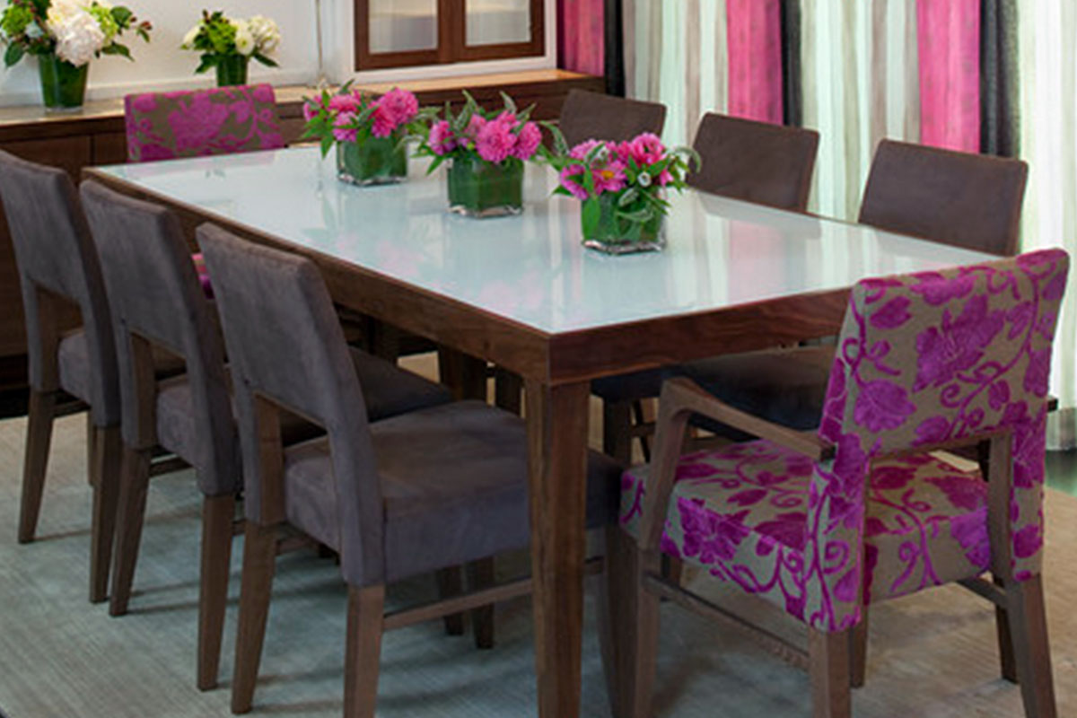 Dining room designs in nigeria example of a