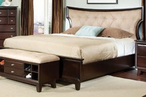 Buy bed with headboard and footboard in Lagos Nigeria