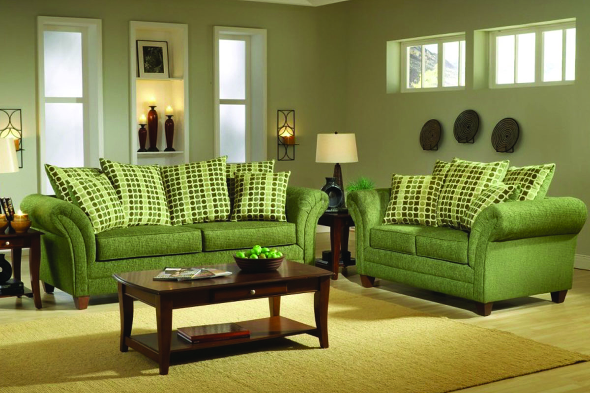Phenomenal Buy Green Sofa Set In Lagos Nigeria Pabps2019 Chair Design Images Pabps2019Com