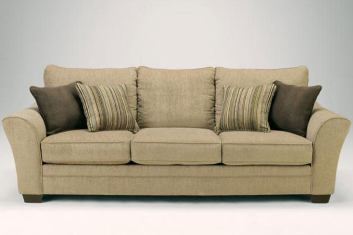 Buy grey sofa with throw pillows in Lagos Nigeria