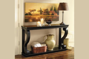 Buy black console table in Lagos Nigeria