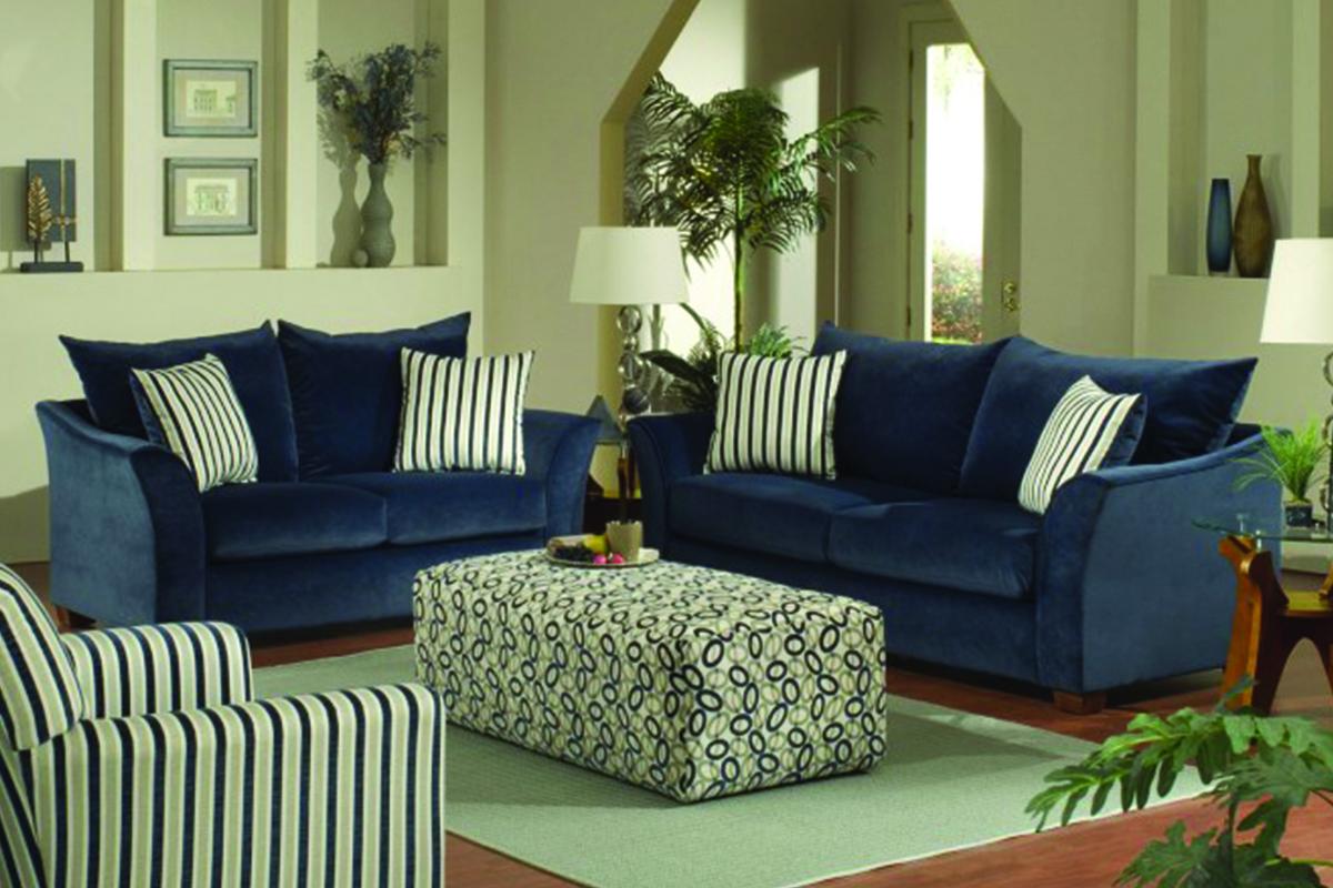 Buy navy blue sofa set in Lagos Nigeria