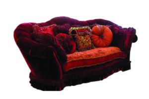 Buy red fabric sofa in Lagos Nigeria