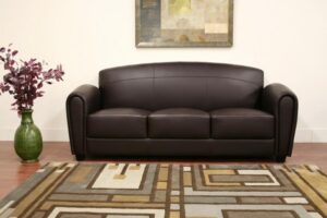 Buy black leather sofa in Lagos Nigeria