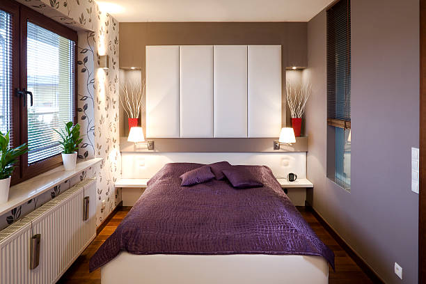 3 TIPS FOR DESIGNING SMALL BEDROOMS